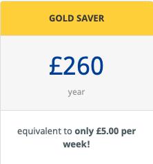 Gold Saver